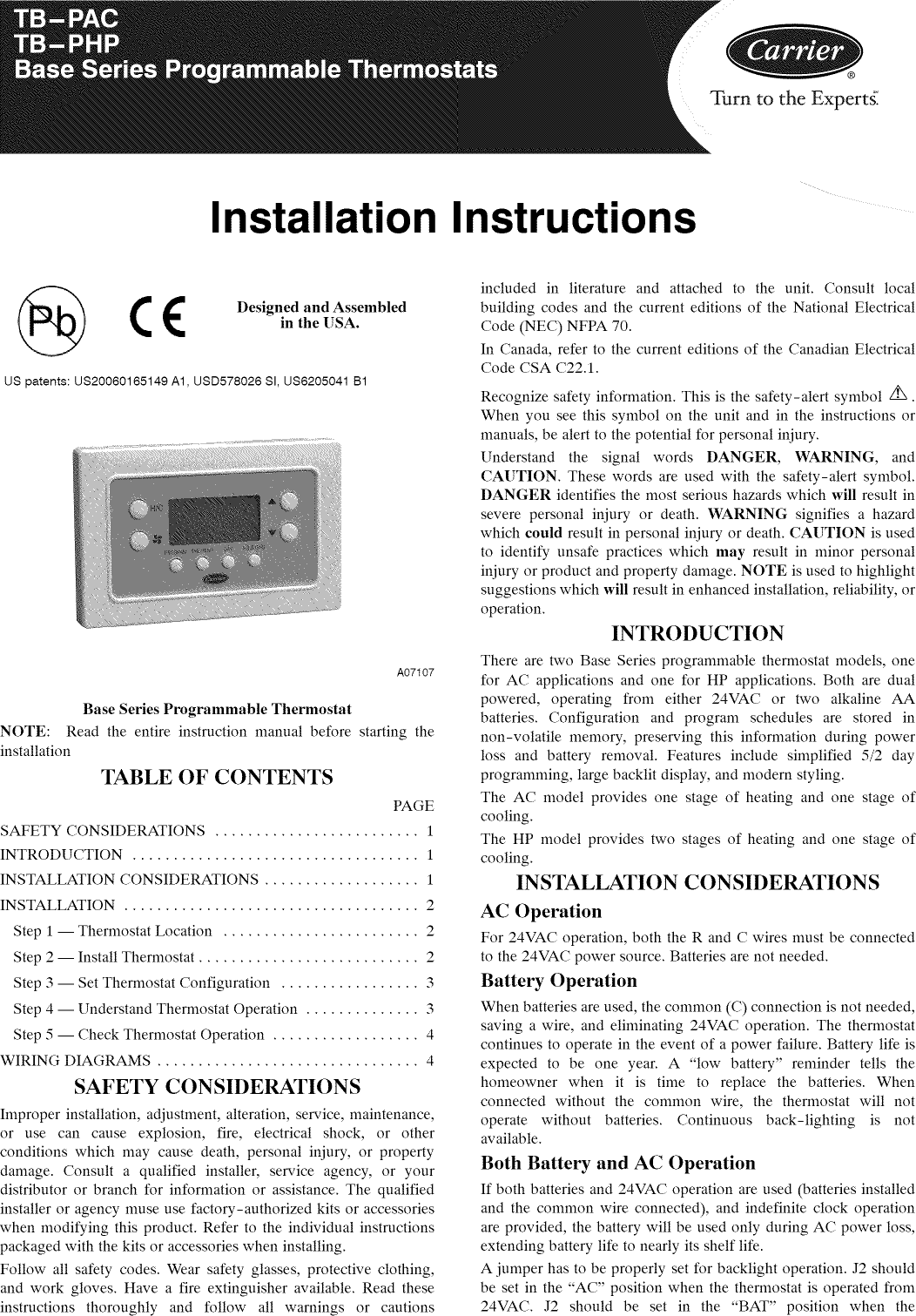 ... Array - carrier programmable thermostat instruction manual ebook rh  carrier programmable thermostat instruction m