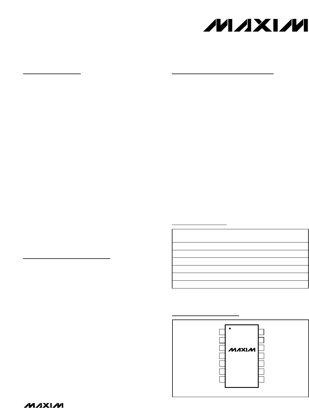 DALLAS MAX1169 DRIVERS WINDOWS 7 (2019)