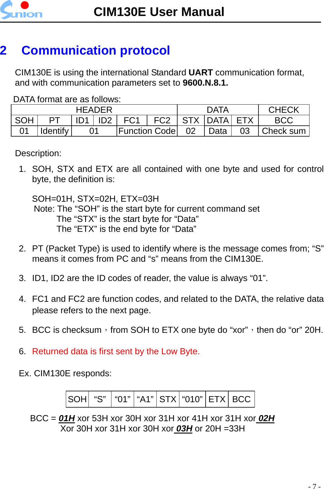 CIMFORCE CIMRF01 RFID Reader User Manual CIM150E UM V1 2 EN