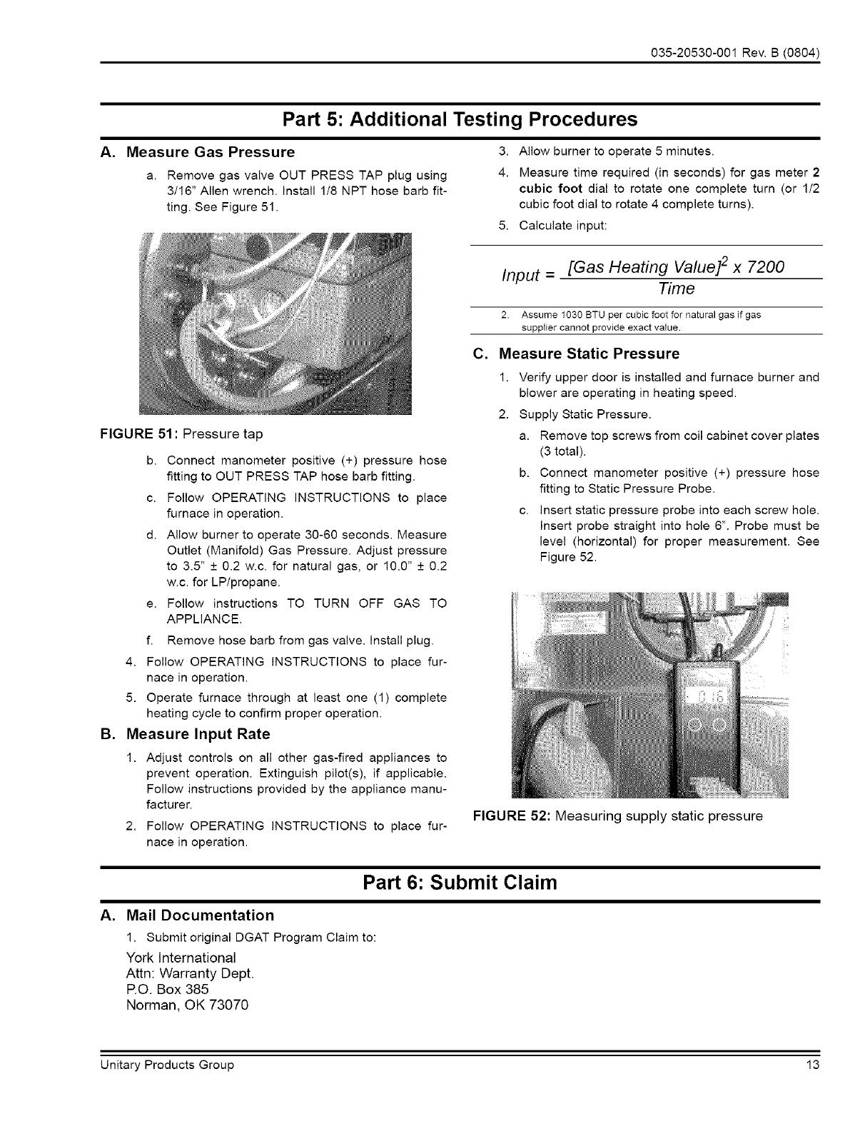 I Have A Signature Gas Furnace Srm Manual Guide
