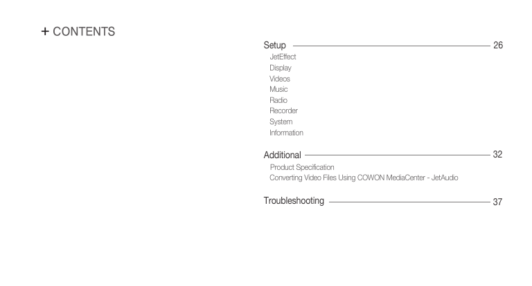 cowon systems cowon s9 portable multimedia player user manual rh usermanual wiki Cowon Umpc Cowon M3