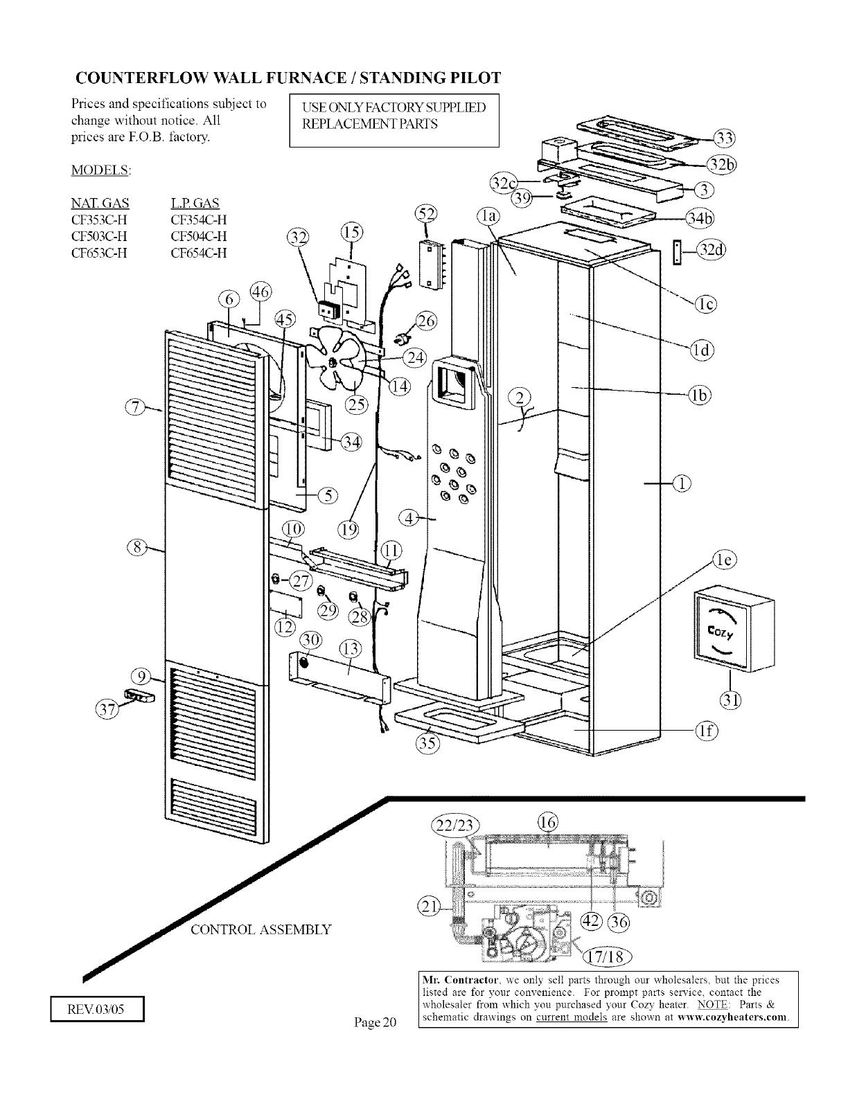 wall furnace wiring diagrams wideband wiring diagram