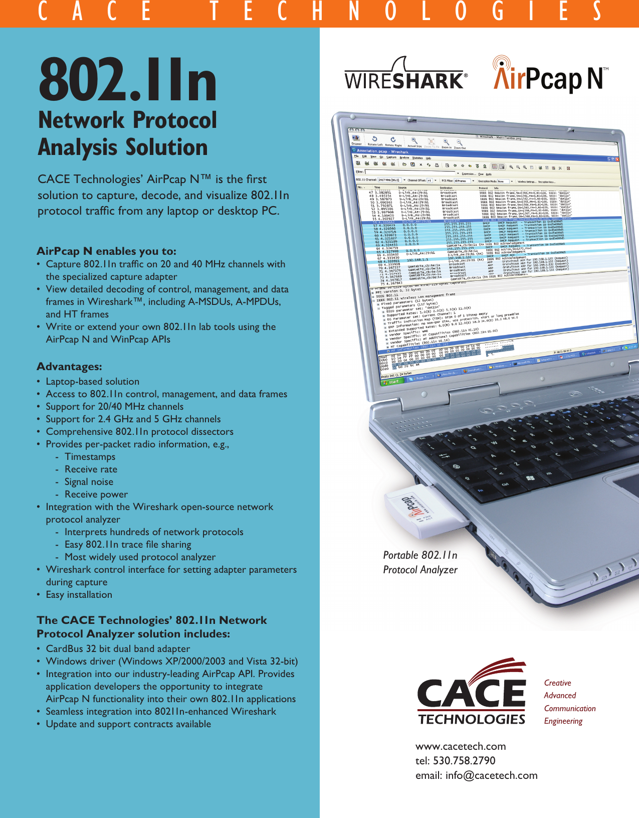 CACE TECHNOLOGIES AIRPCAP DRIVERS DOWNLOAD (2019)