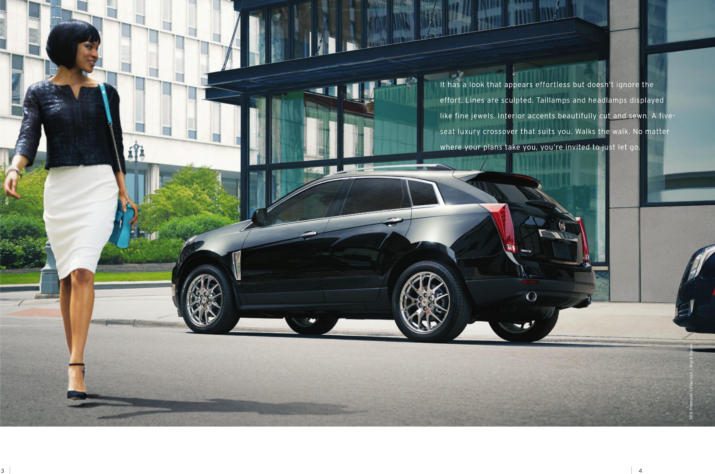 gloss slide cadillac wheels img mod on srx auto kmc black