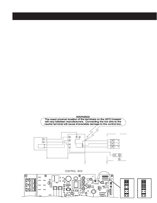 Caldera Spa Schematic Schematics Diagram Wiring Spas 2008 C Series Owners Manual 301506 Rev A 08 User Science