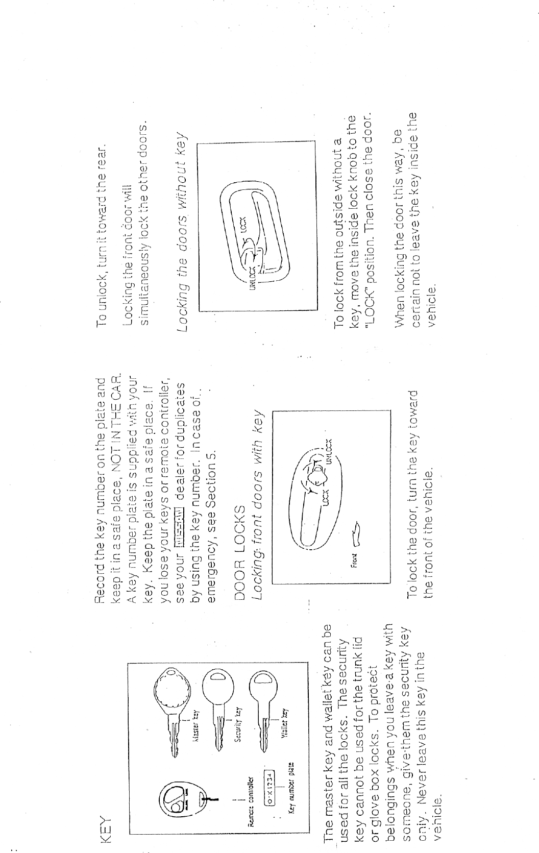 calsonic kansei msub13 keyless entry transmitter user manual manual rh usermanual wiki