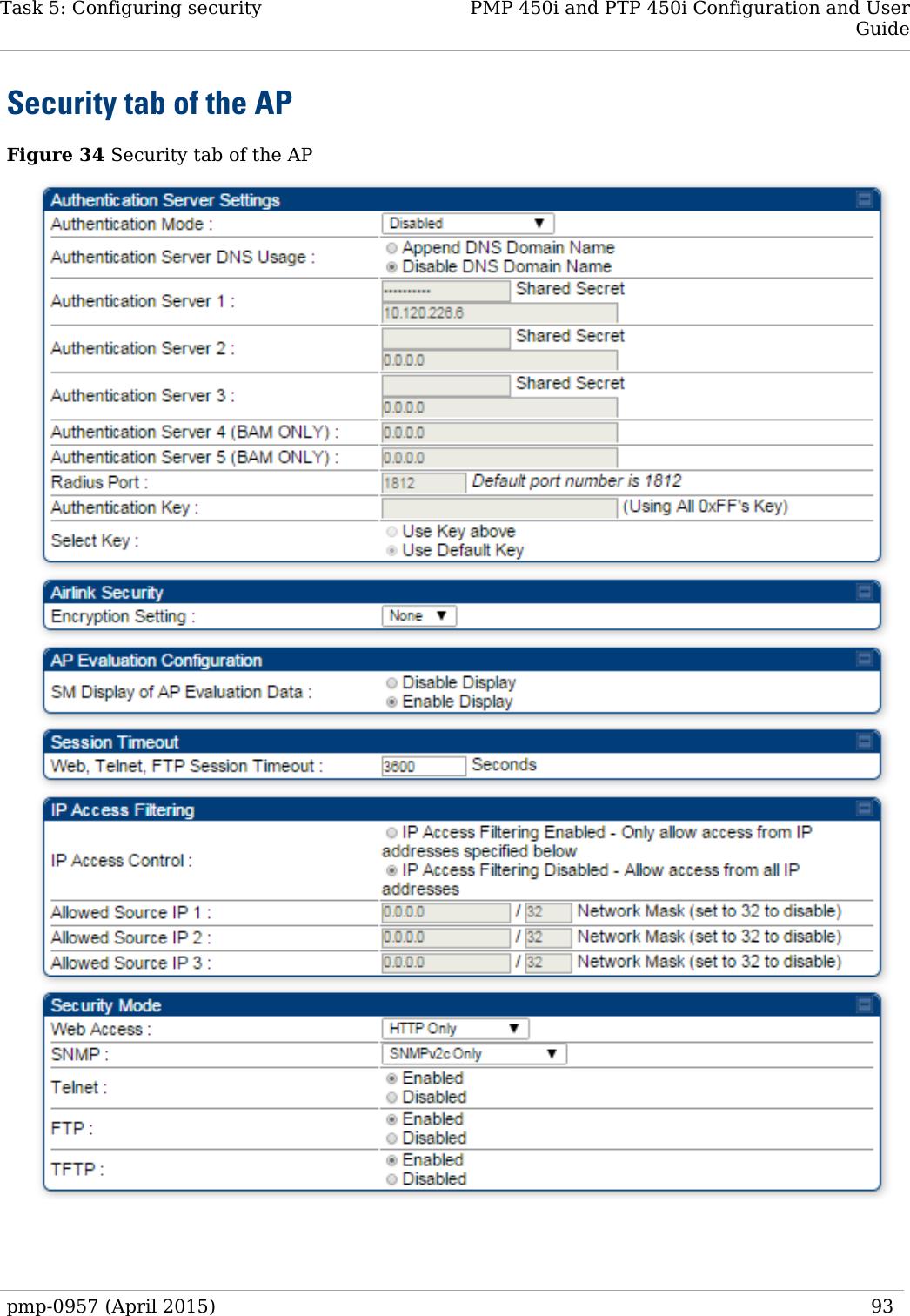 Cambium Networks 50450I Wireless Ethernet Bridge, Dual Channel OFDM