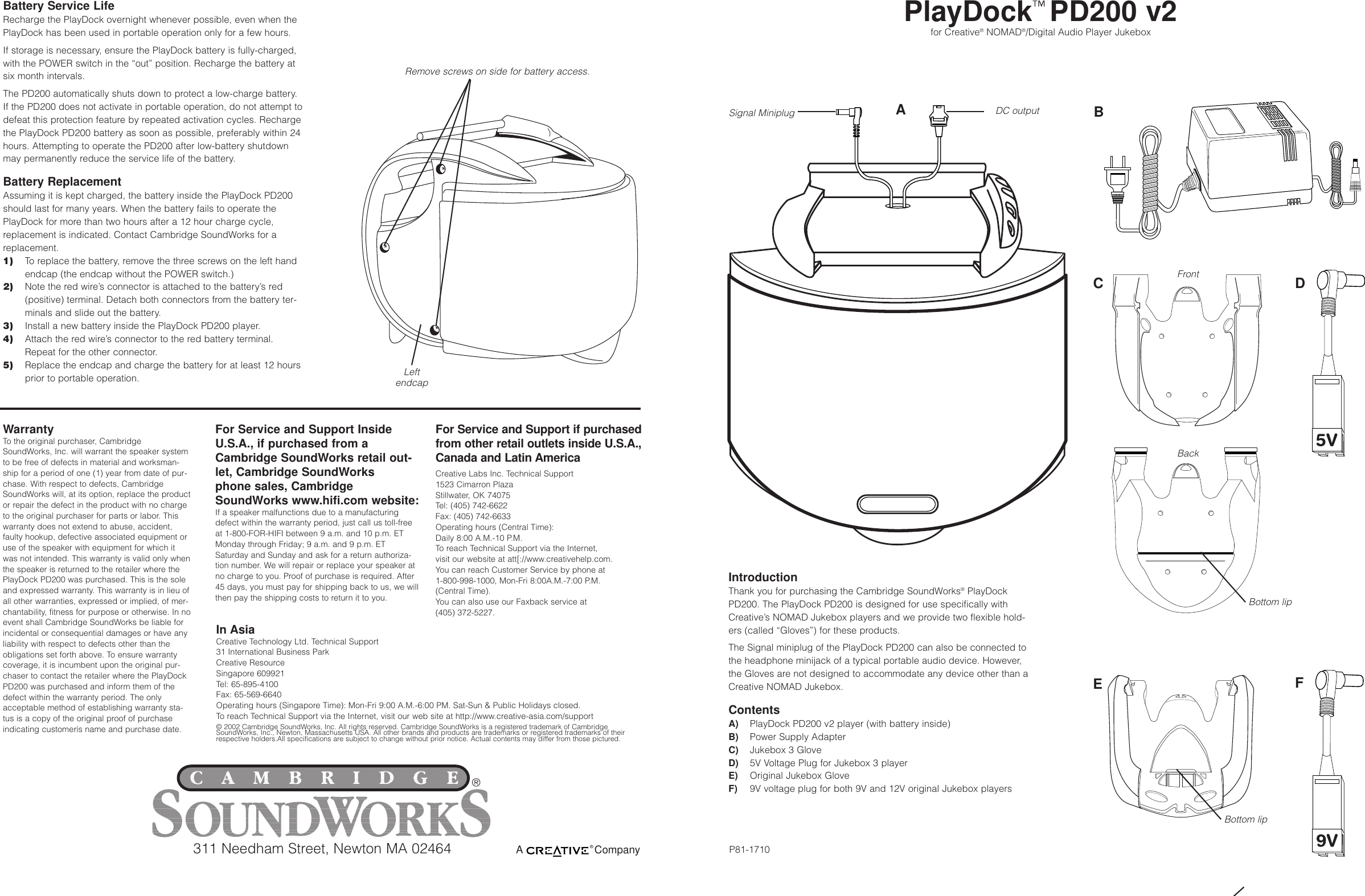 cambridge soundworks manual