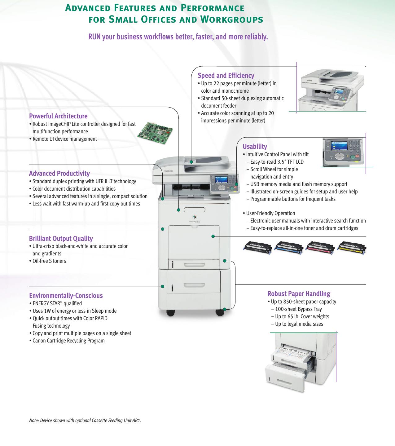 canon photocopiers manuals