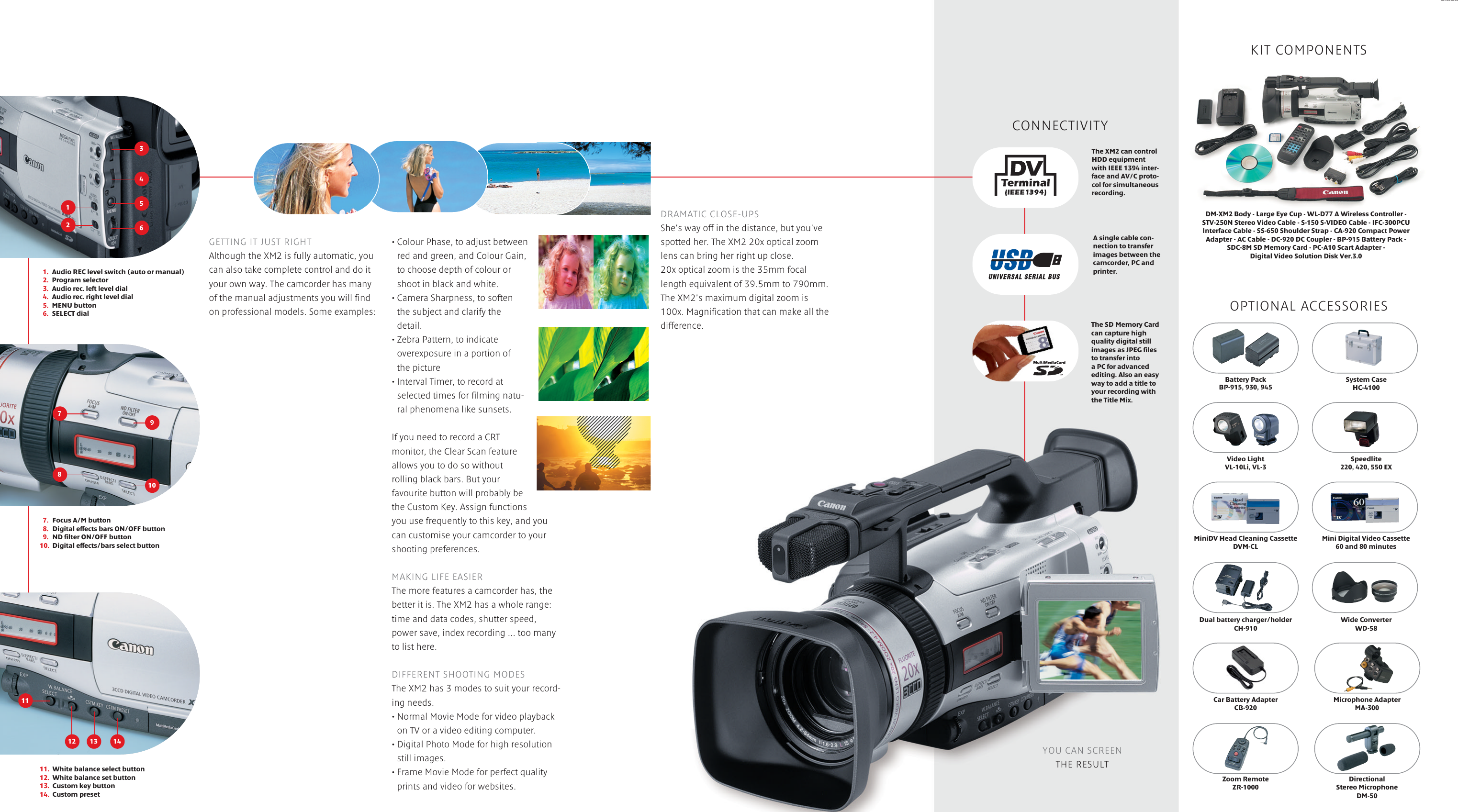 canon 3ccd digital video camcorder manual