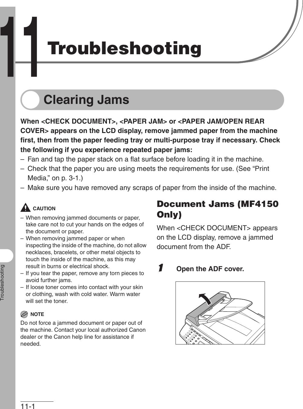 Canon I Sensys Mf4140 Users Manual Basic Guide
