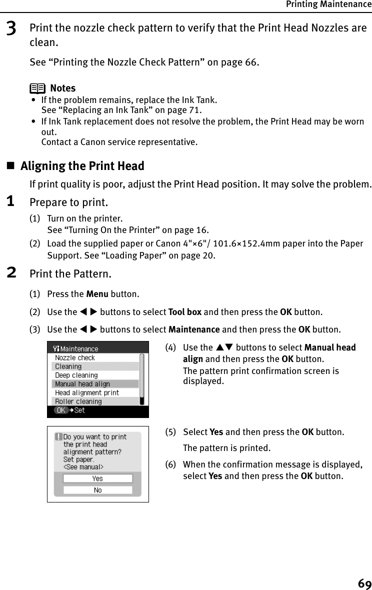 Canon Selphy Ds810 Printing Guide DS810_PPG_ENG