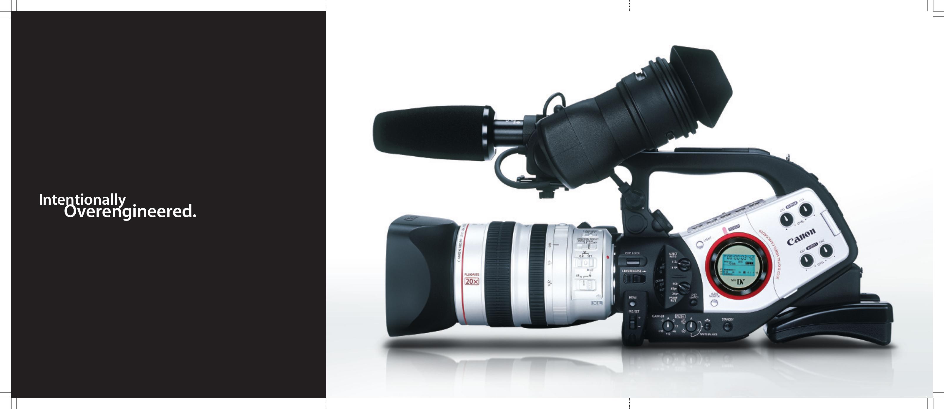 canon xl2 owners manual rh usermanual wiki canon xl2 3ccd minidv camcorder manual Canon XL2 MiniDV Camcorder