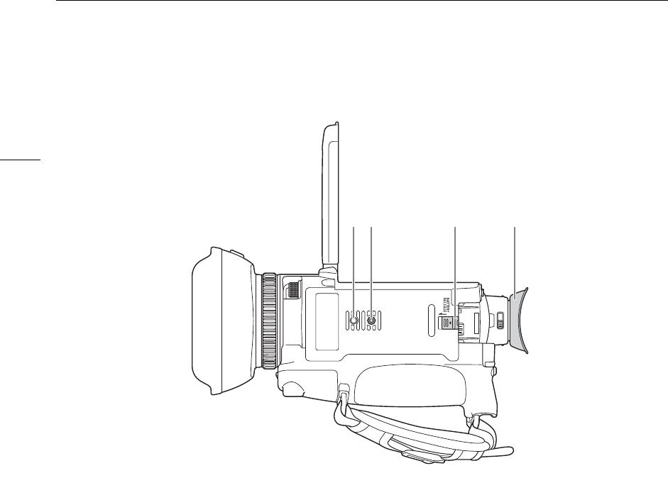 Canon Xf405 Xf400 405 Im N En