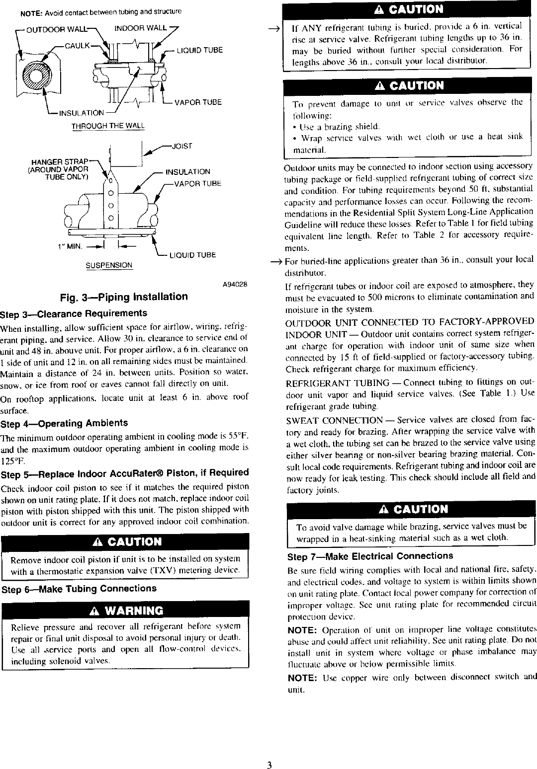 Ac Condenser Disconnect Manual Guide