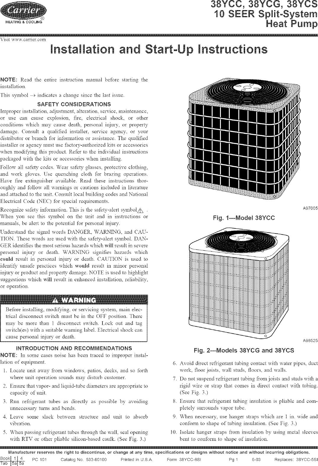 Split System Heat Pump Wiring Diagram