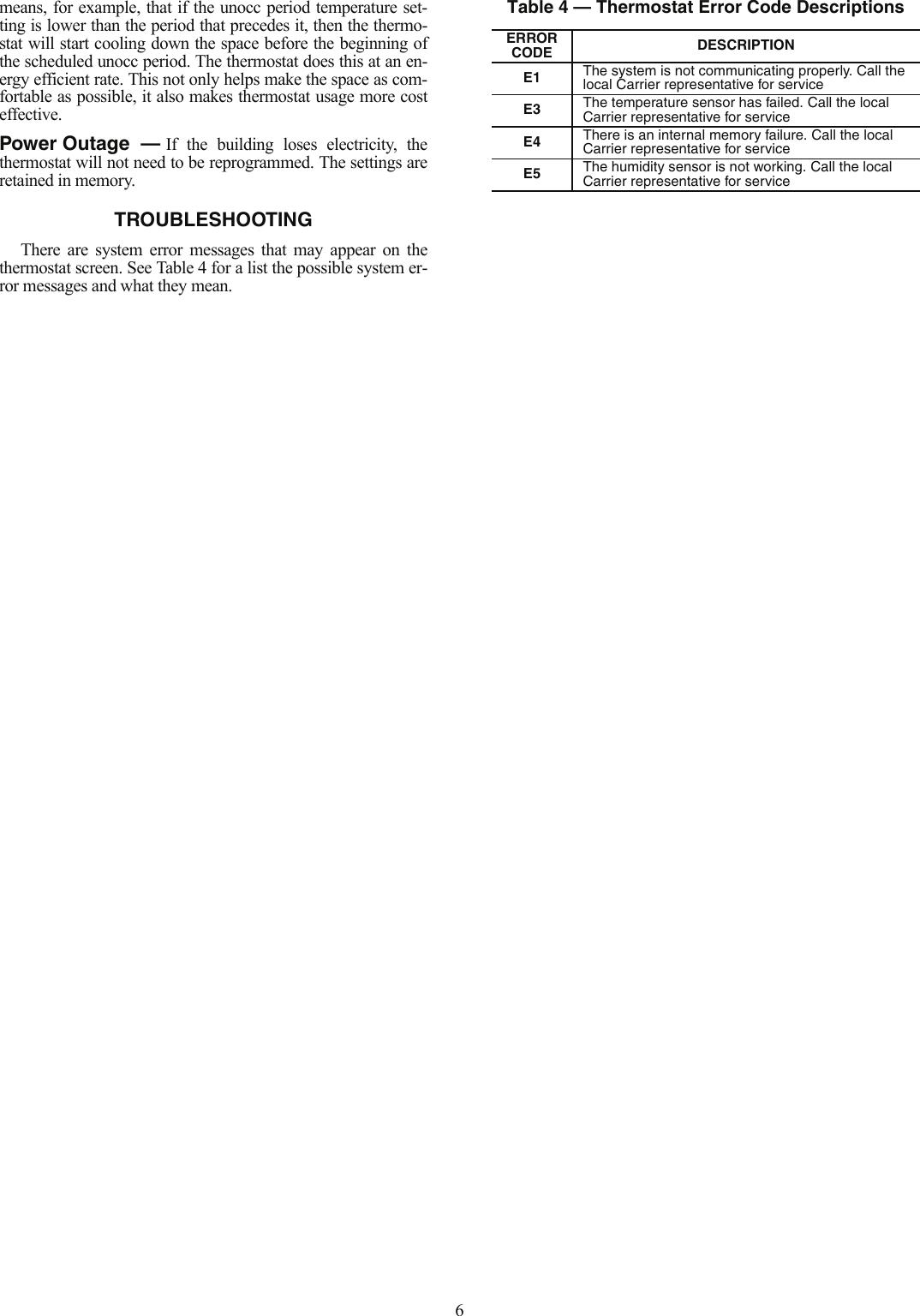 Carrier Edge Pro 33Cs2Pp2S 01 Users Manual 33cs 20so