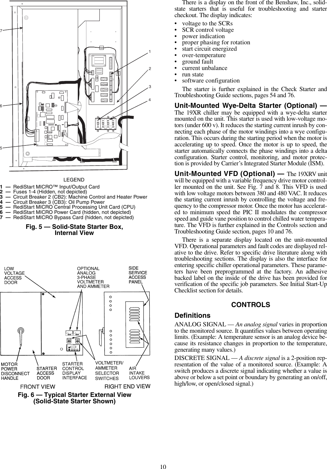 Carrier Evergreen 19Xr Users Manual on