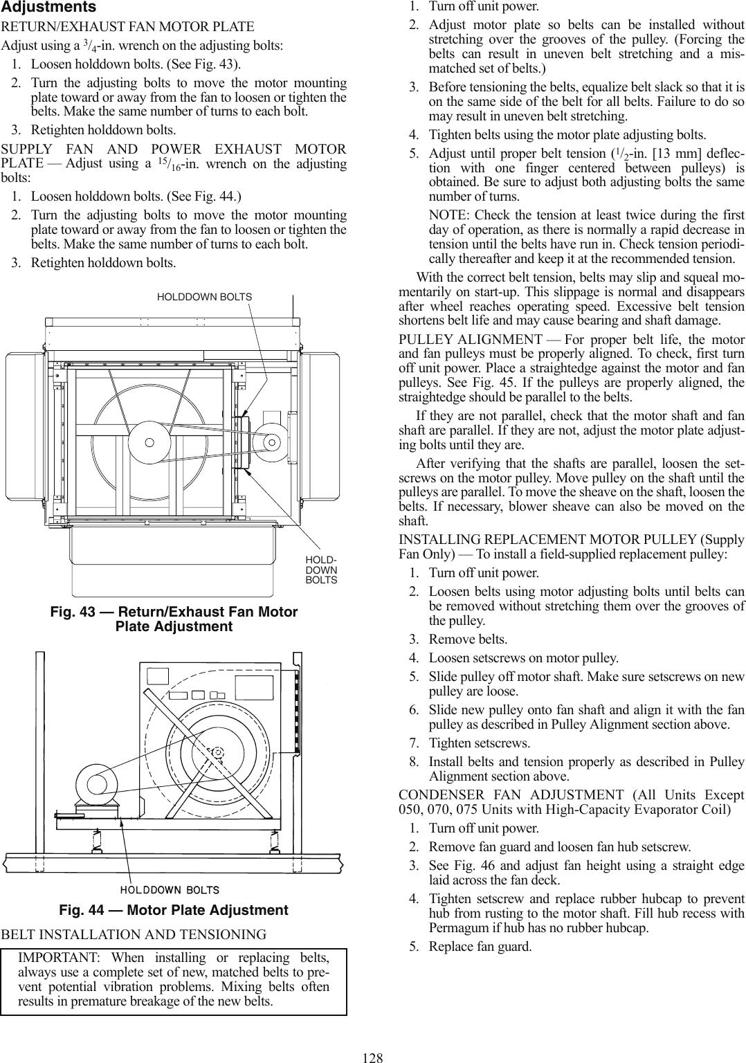 Carrier Weathermaster 48 50Z030 105 Users Manual 48_50z 5t