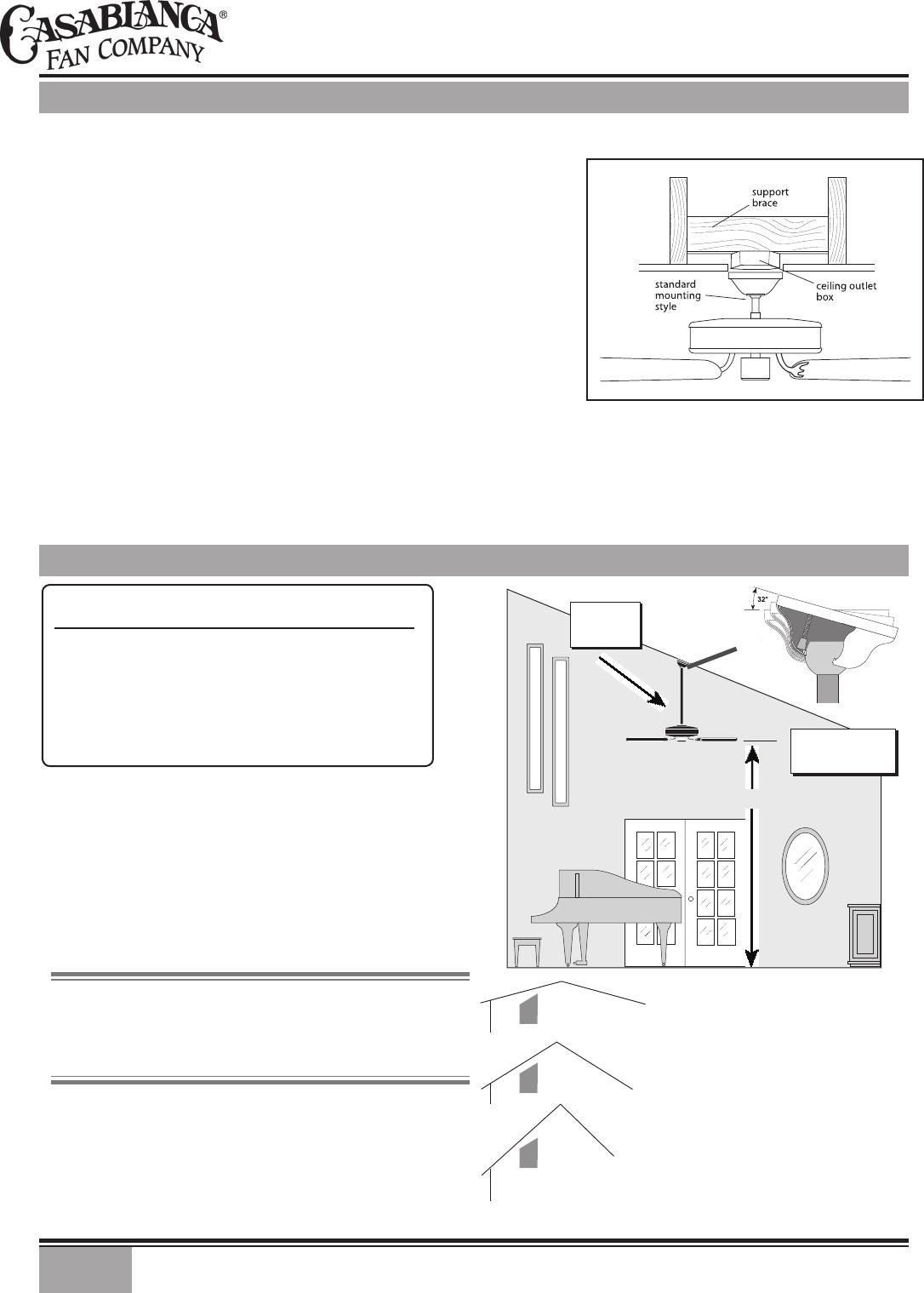 Casablanca Fan Company C15g624l Users Manual Fans Wiring Diagram W 11 6