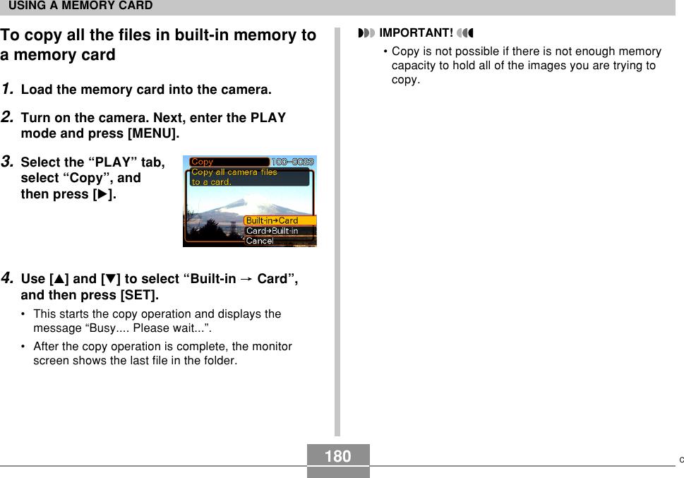 Casio Exilim Zoom Ex Z110 Users Manual K807PCM1DKX E