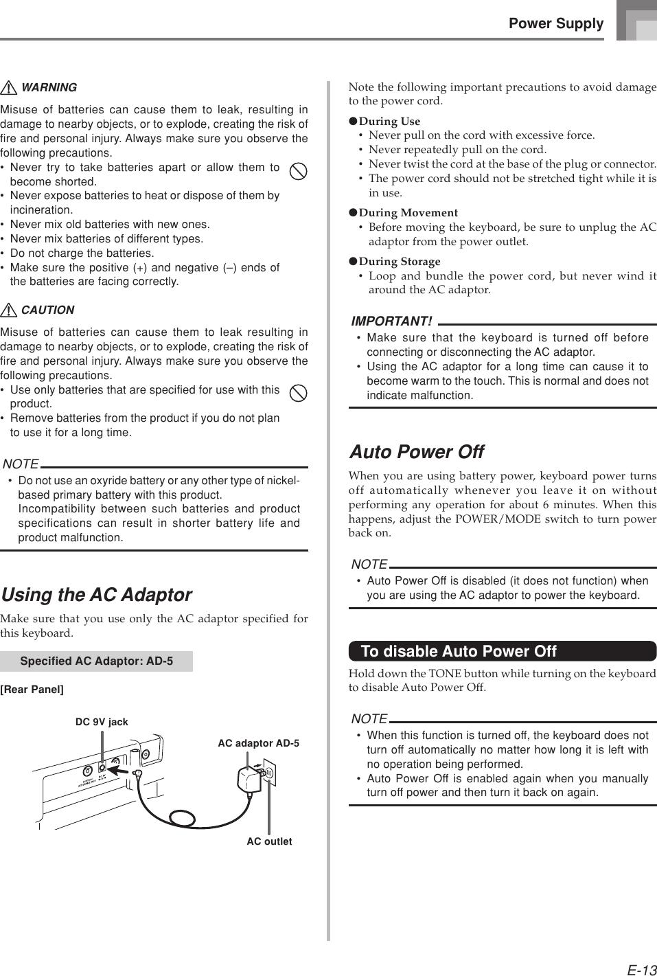 Casio Lk 215 Users Manual LK210_LK215_e