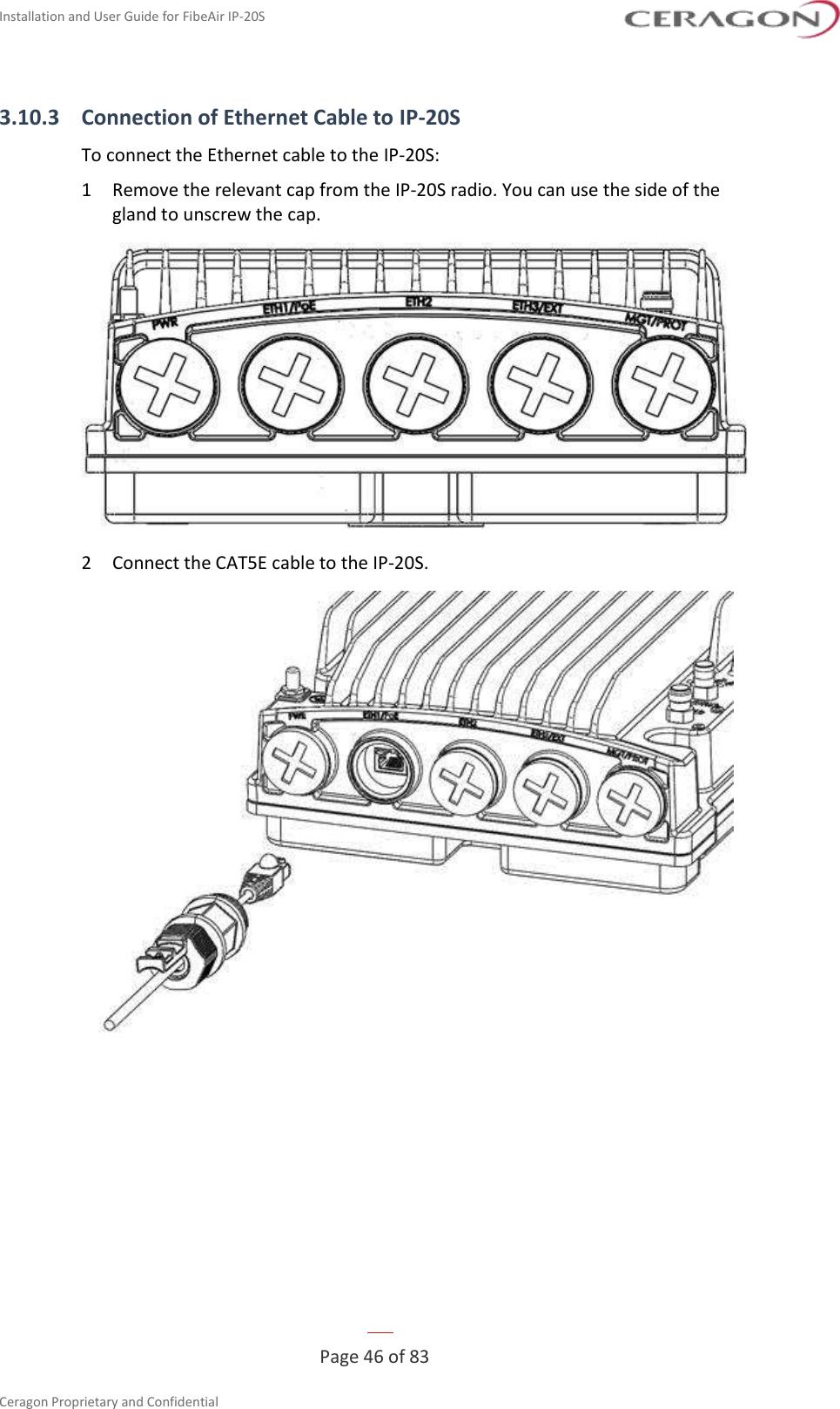 Download Ceragon FibeAir IP-20G Technical Description
