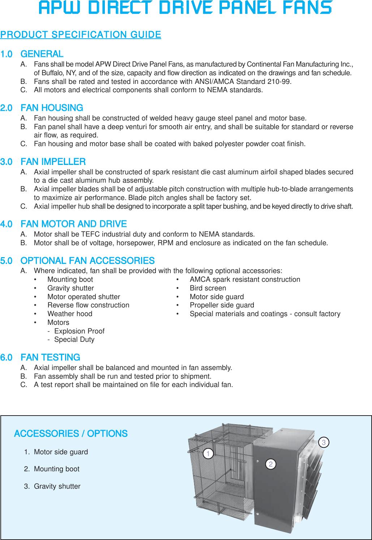 Cfm Apw 16 Users Manual