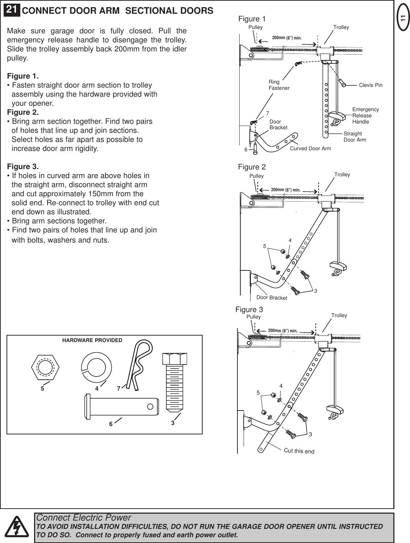 Merlin Mt60 P Idler Pulley Assambe Chain Guide Garage Door Opener