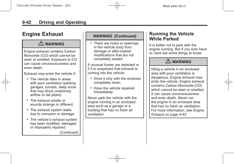 Chevrolet 2011 Silverado 2500 Users Manual 00 Introduction 1  6
