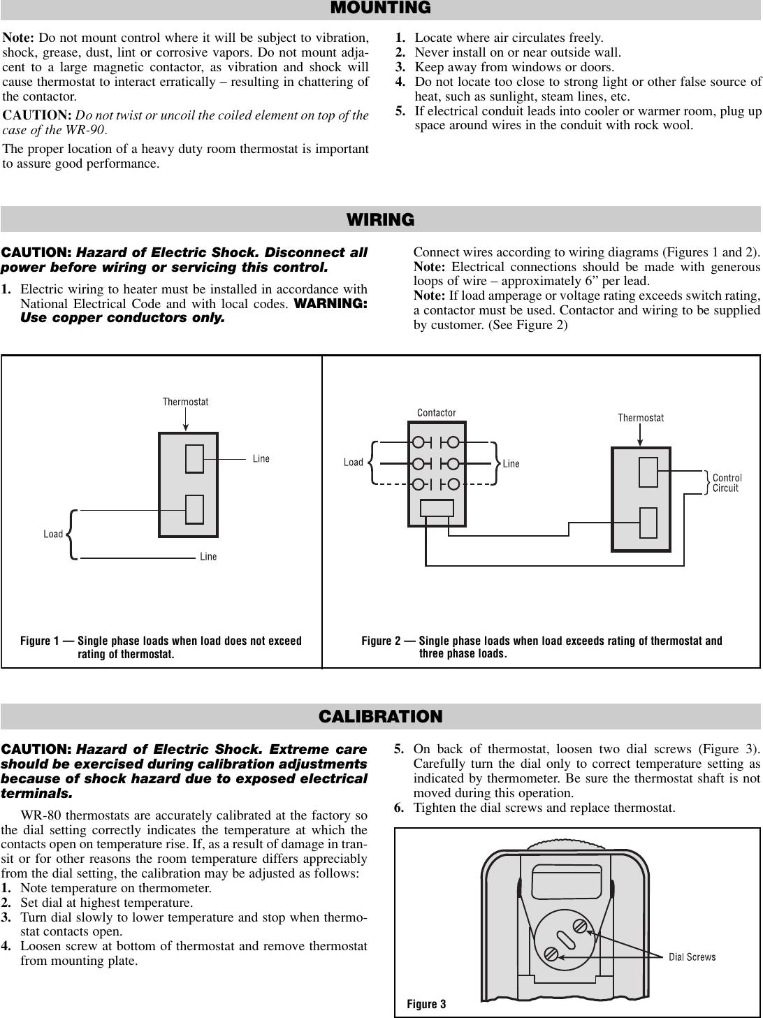 Chromalox Pk410 1 Users Manual Chx Wiring Diagrams Page 2 Of 4