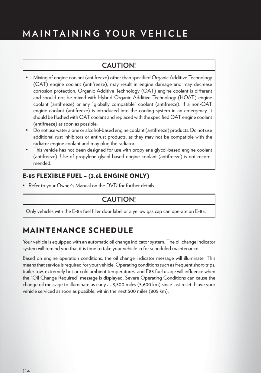 Chrysler 2013 Town And Country User's Guide Owners Manual Pdf UG 4th
