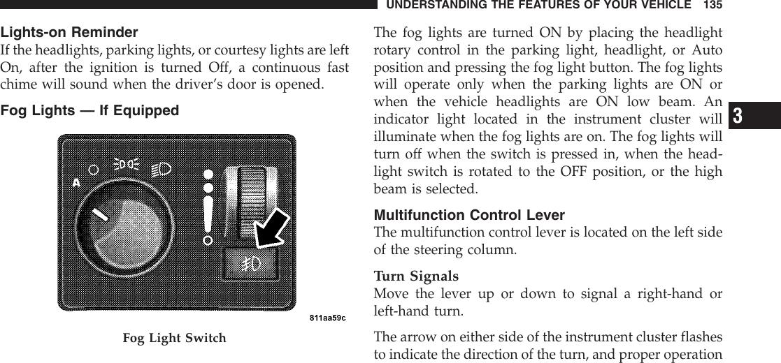 Chrysler 2007 Aspen Owners Manual