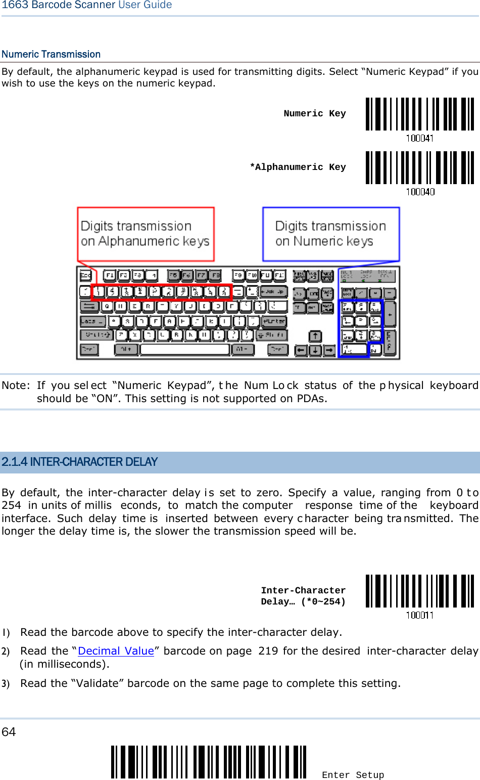 CipherLab 1663 Bluetooth Barcode Scanner User Manual 1663