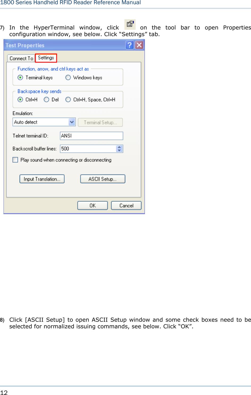 CipherLab 1861 Handheld RFID Reader User Manual