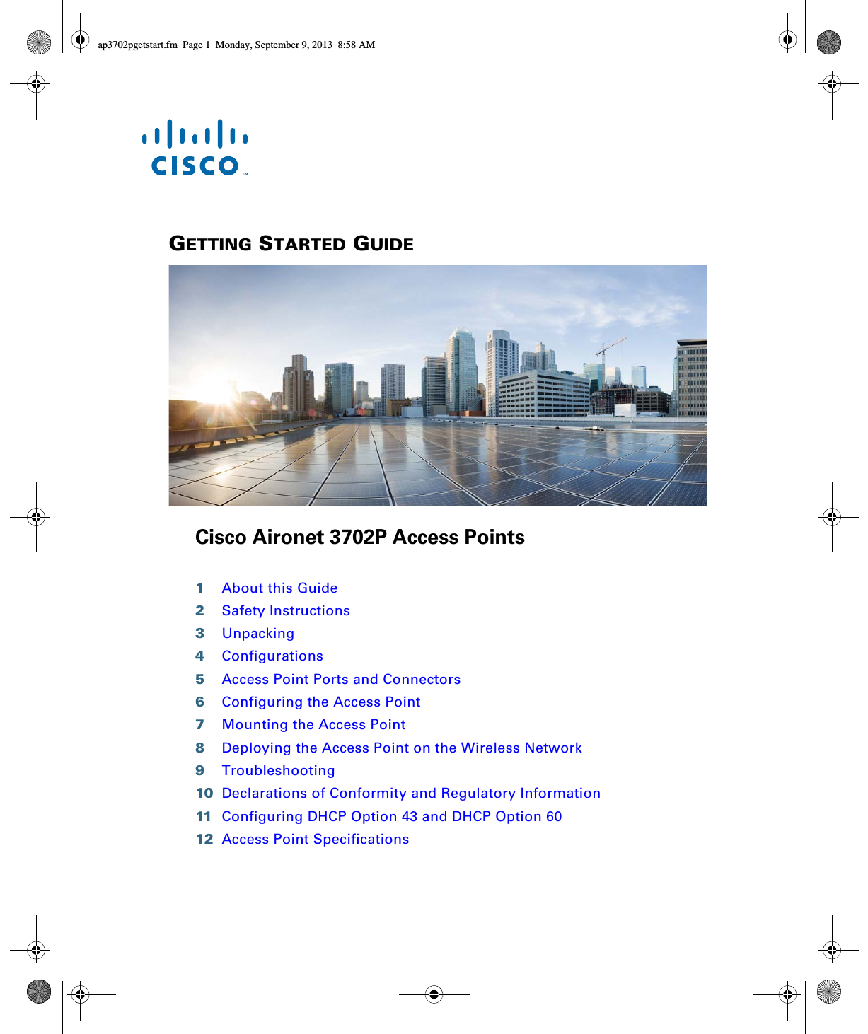 Cisco Systems 102087P Cisco Aironet 802 11ac Dual Band Access Points