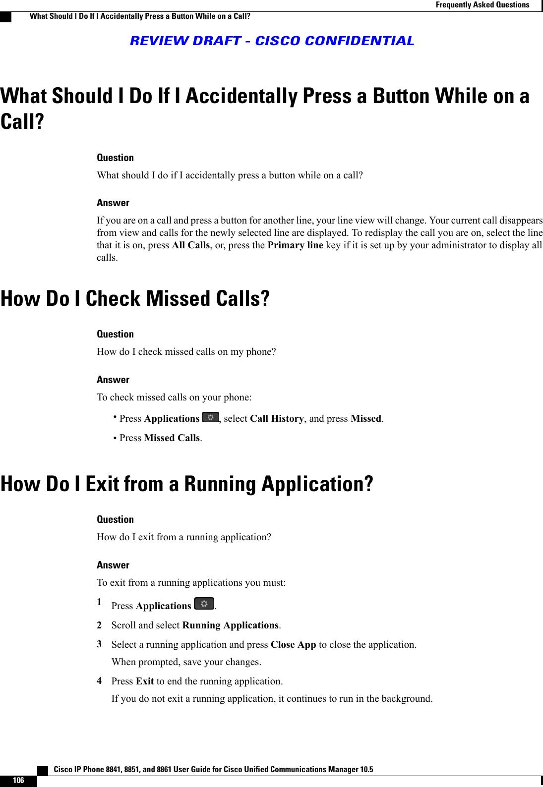 Cisco Systems 88611057 Cisco IP Phone User Manual