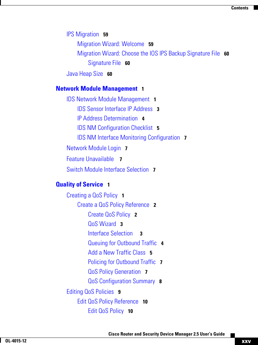 Cisco Systems 2 5 Users Manual