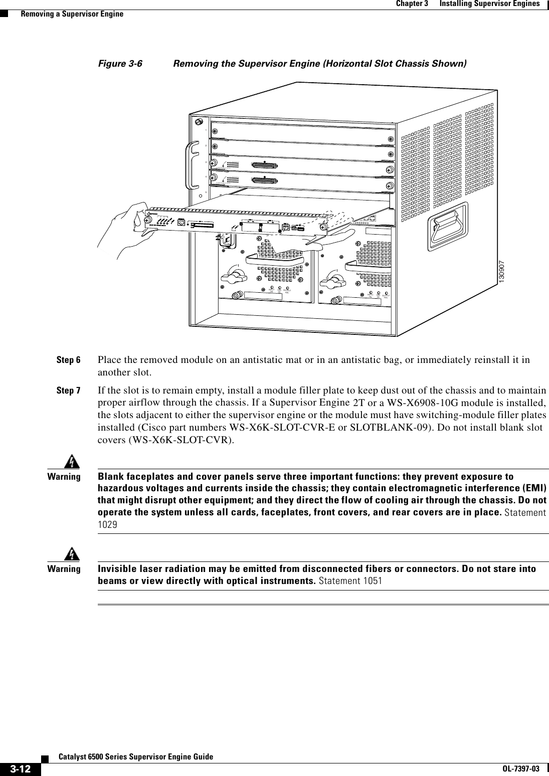 Cisco Systems 6500 Series Parts Manual C65supgdb