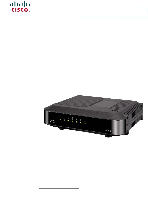 CISCO EPC3212 USB WINDOWS 7 DRIVERS DOWNLOAD (2019)