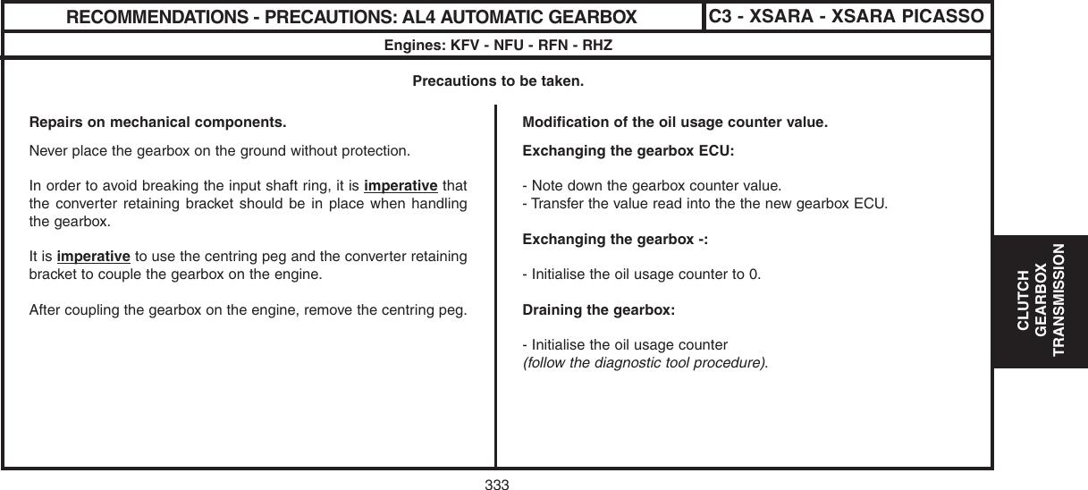 citroen c3 sx owners manual ebook