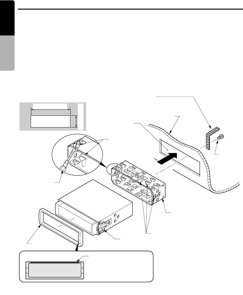 Diagram Wiring Radio Jvc G430
