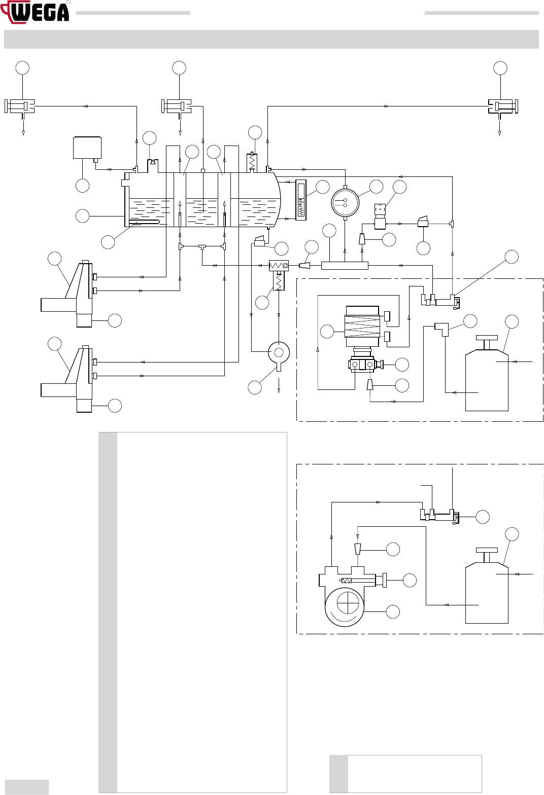 Man Tecnico Wega Rev03 05 2005 Technical Manual Traditional 14 Espresso Machine Diagram Coffee Hydraulic Diagrams