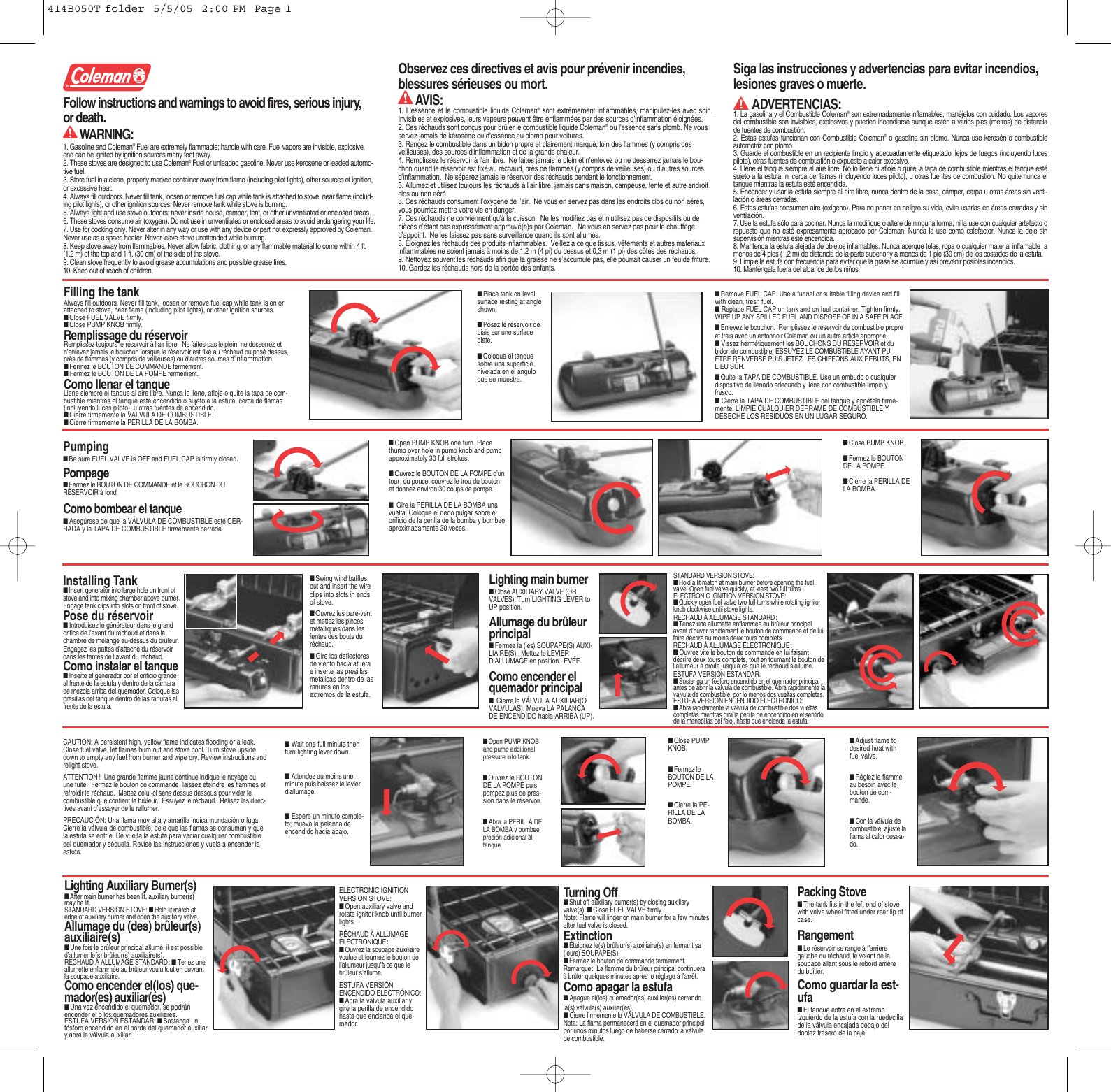 Rveparts Com Coleman Manual Guide