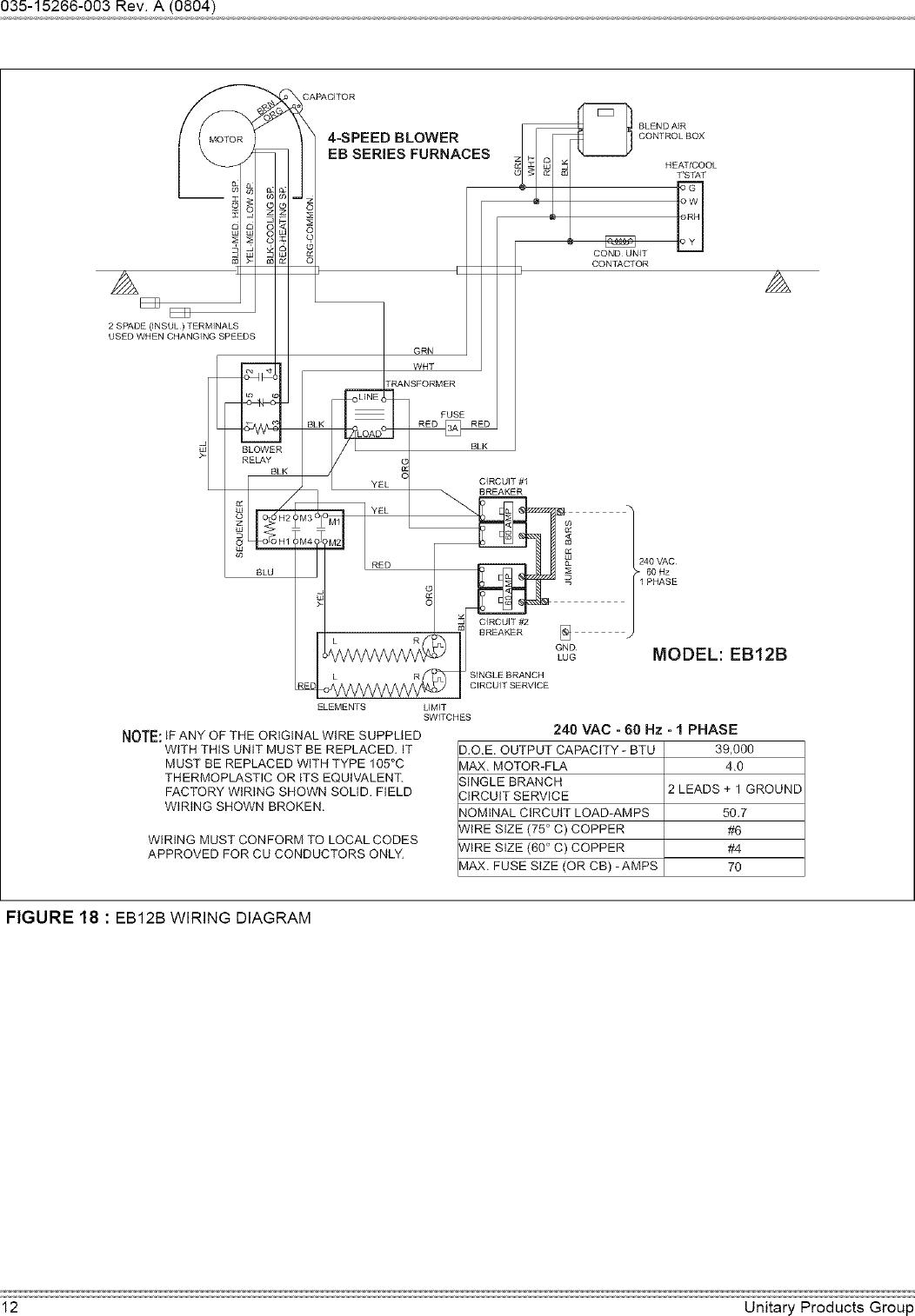Evcon Eb12b Wiring Diagram   Wiring Diagram on