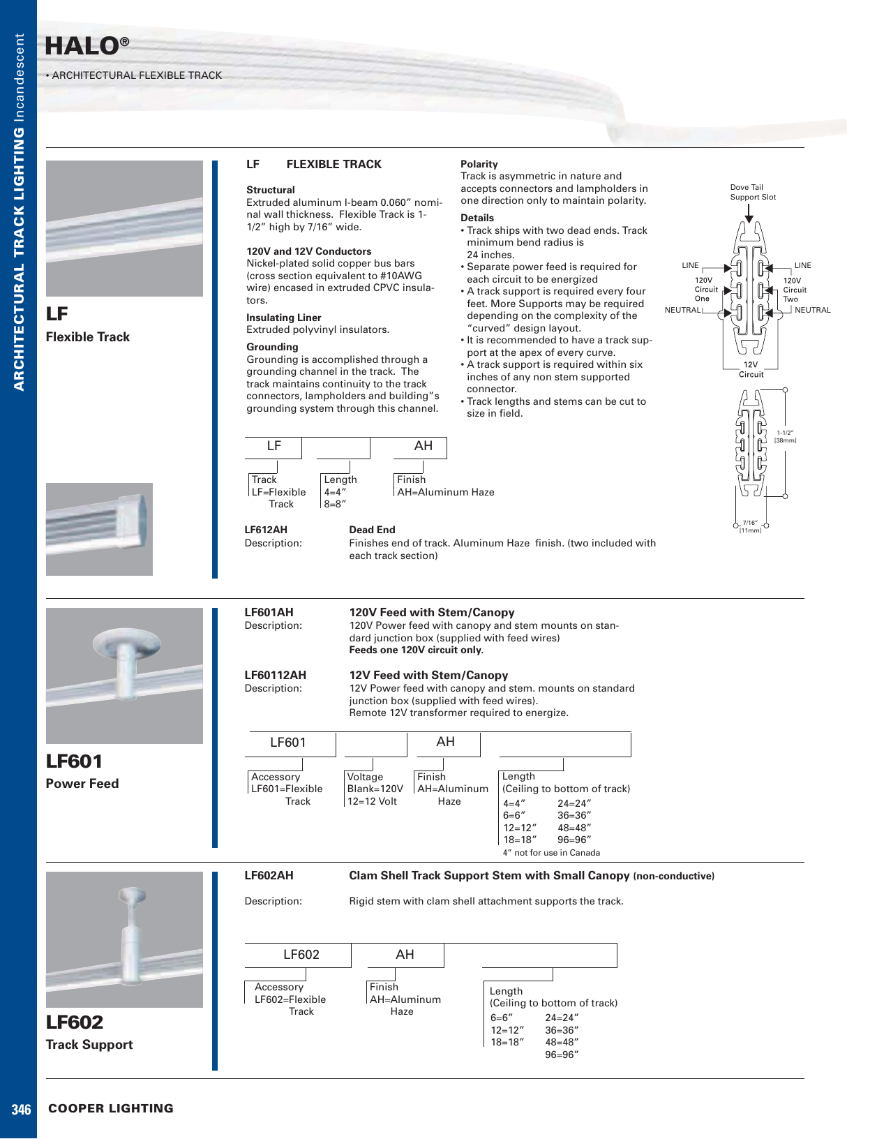 Cooper Lighting Lf601 Users Manual Wiring Neutral Bus Bar