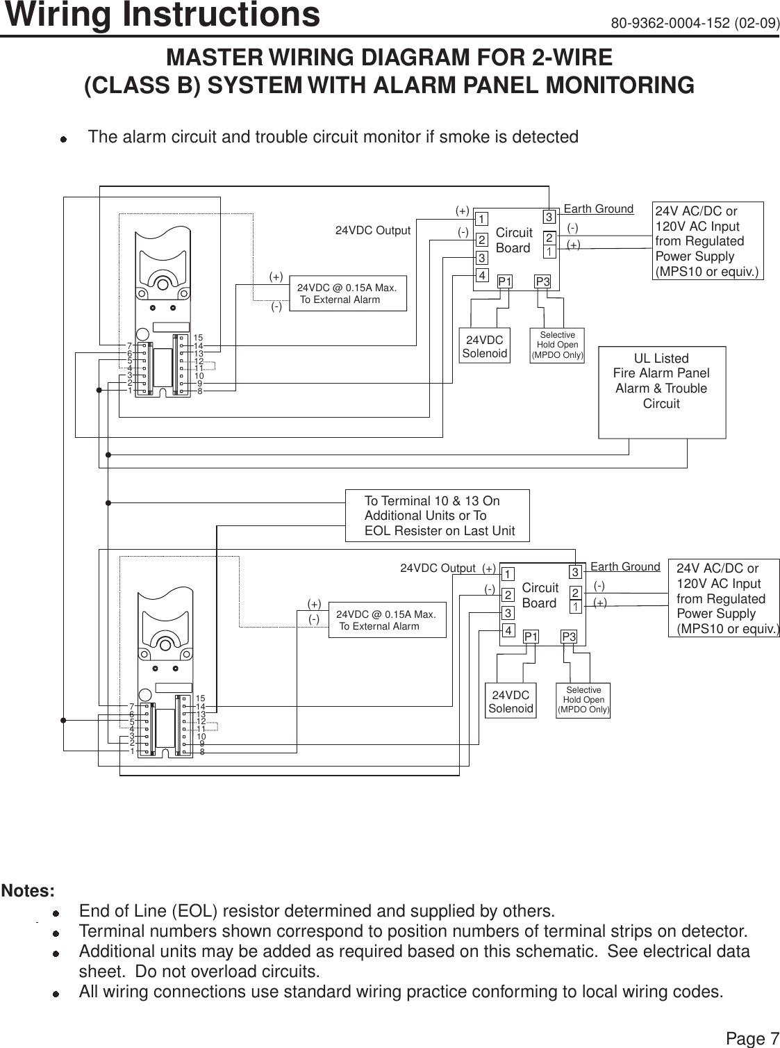 Corbin Russwin 80 9362 0004 152 02 09 Dc62900 Series Closer P3 Wiring Diagram Page 7 Of 8