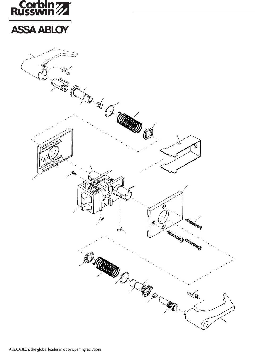 Wiring Diagram Corbin Russwin Ed5200s Page 5 And A Abloy Diagrams 45066 Cr Ed6000 Ut5200 Series Parts Manual Aadss1010108 Rh Usermanual Wiki Ed5200