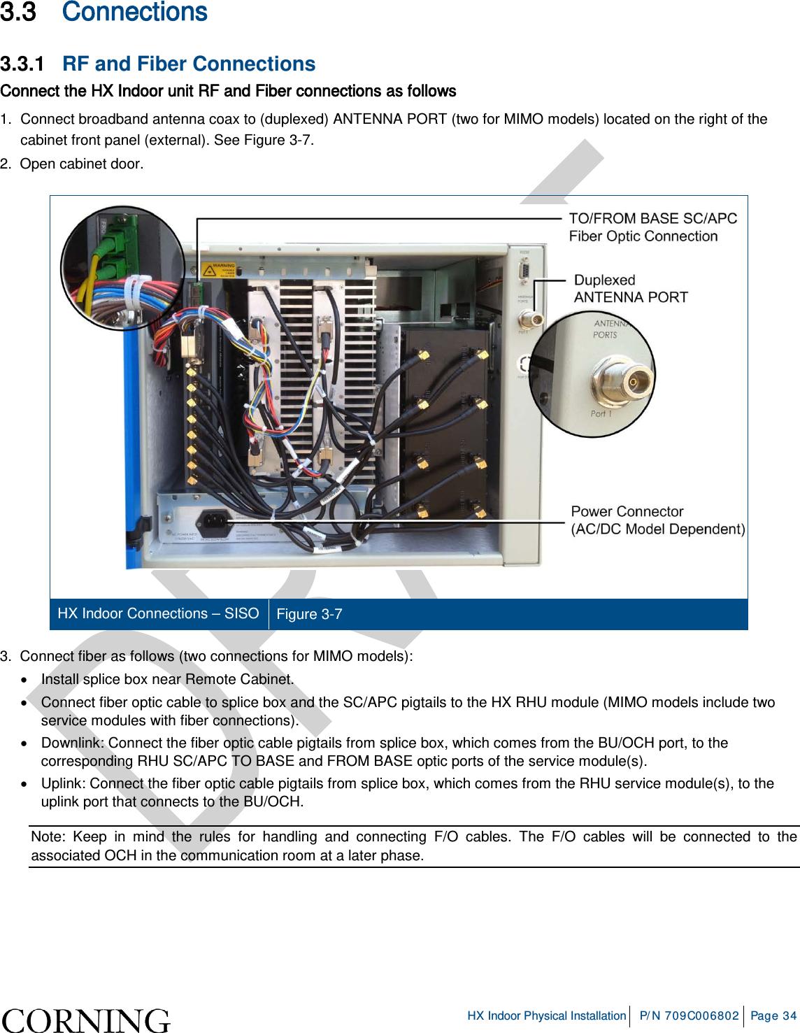 Corning Optical Communication Wireless Hxp19s80a17l70 Mid