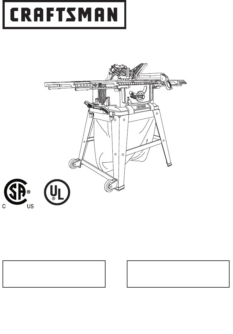 craftsman 137218071 218073 bt2504rc english 021114 rev 1 user manual rh usermanual wiki